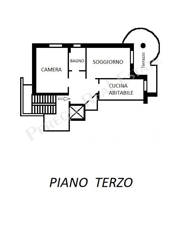 foto Appartamento 2-room flat via Bainsizza 19, Turbigo