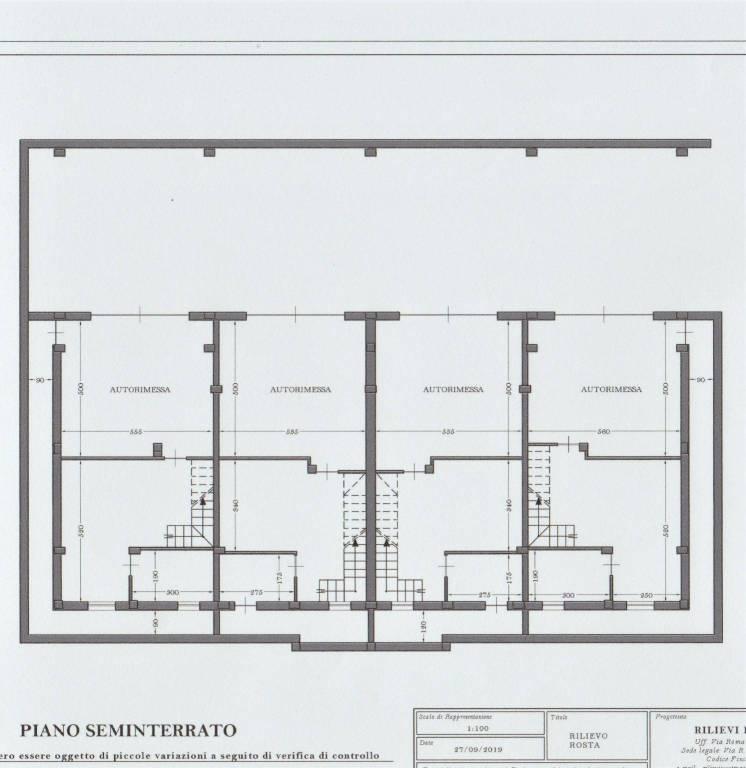 foto  Terraced house via Rivoli 63, Rosta