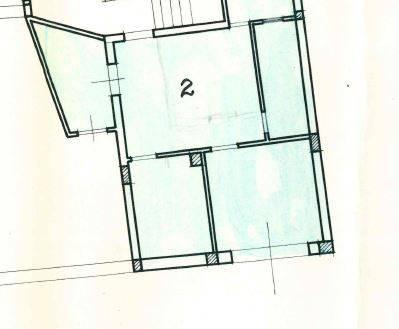 foto planimetria 3-room flat via Fratelli Giuliano 22, Boves