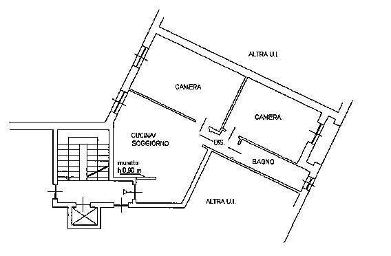 foto  3-room flat via Vincenzo Maria Miglietti, Torino