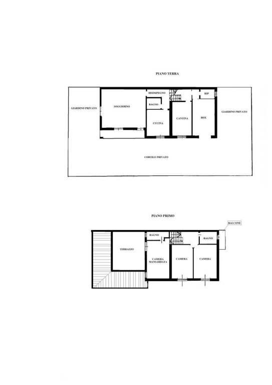 foto siti 2.jpg Single family villa via Don Minzoni, 30, Noviglio