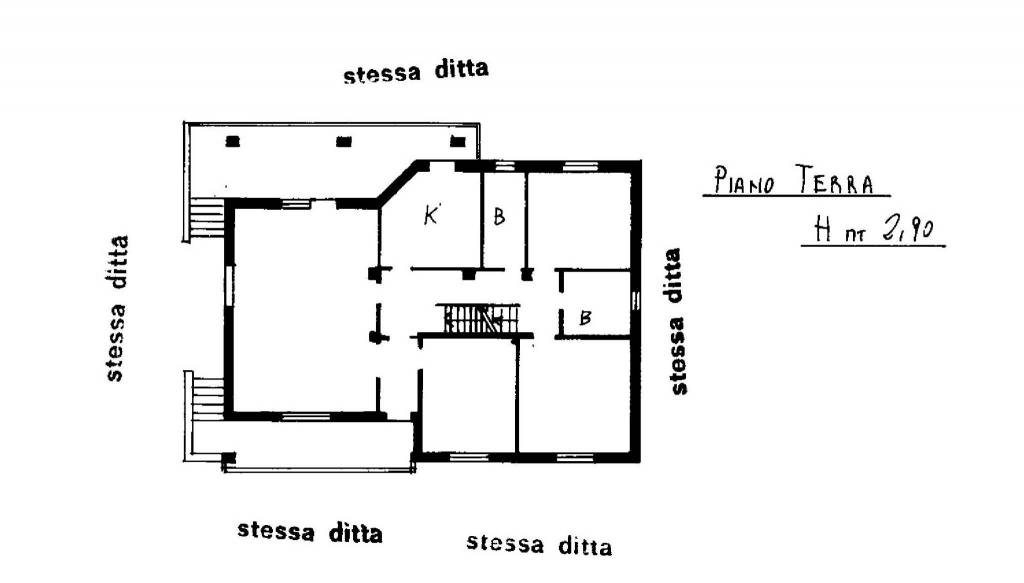 foto Piano terra Single family villa via Dante Alighieri, Cisliano