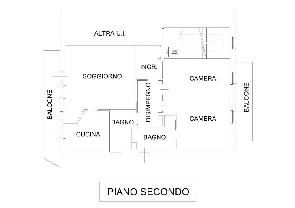 foto appartamento 3-room flat via Alessandro Noseda, San Fermo della Battaglia