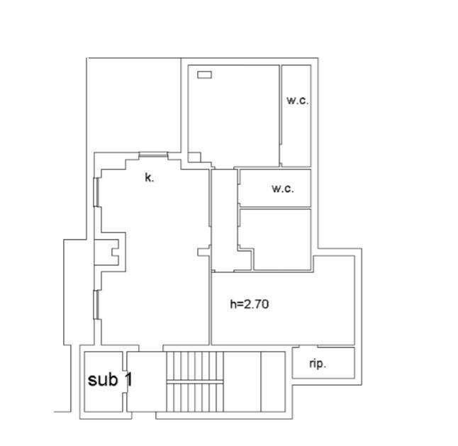 foto Planimetria 4-room flat via Romaniello 97, Trentola-Ducenta