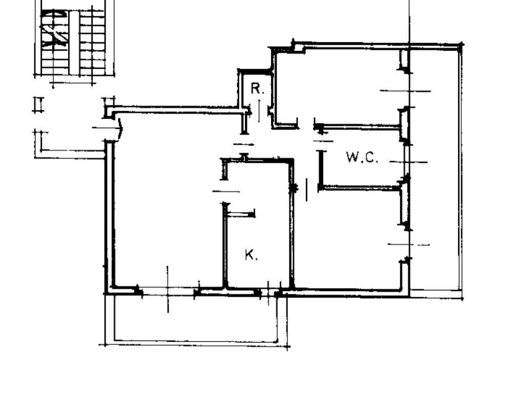 foto appartamento 3-room flat via Alcide De Gasperi, Cesate