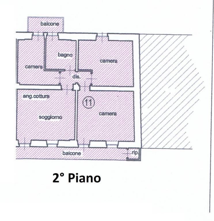 foto  4-room flat via Torino 1, Condove