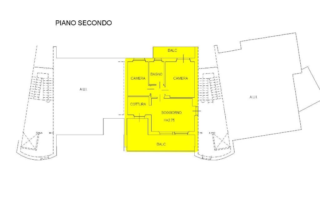 foto Appartamento 3-room flat via Goffredo Mameli, Cisliano