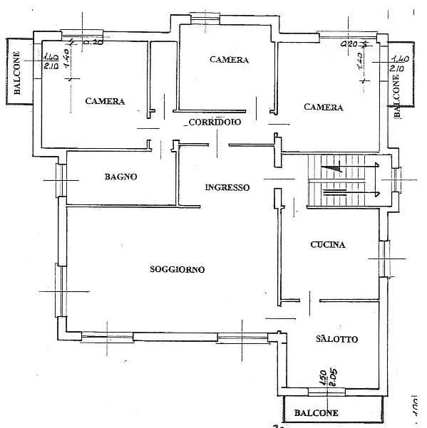 foto  Appartamento via imer zona, Cossato