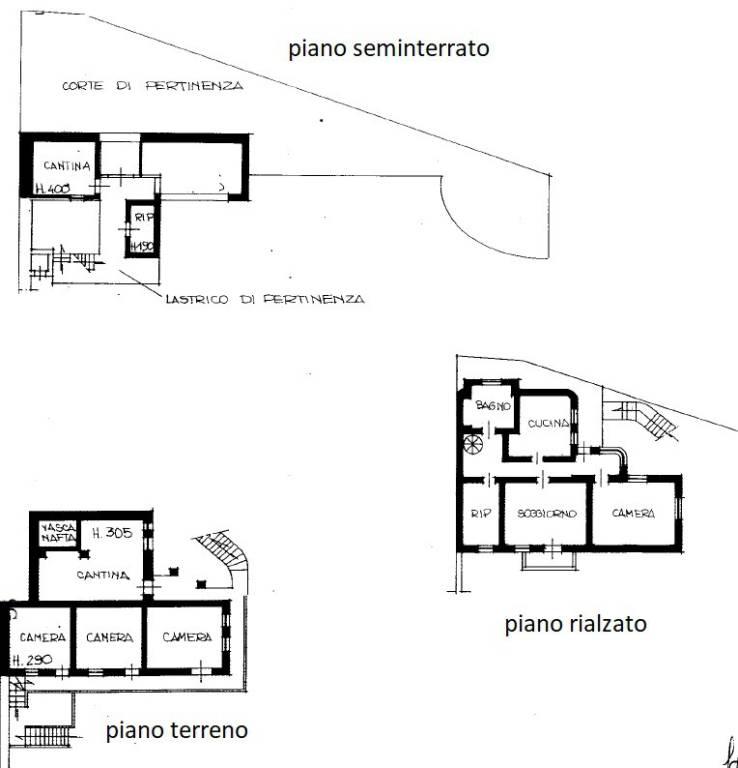 foto  Villa unifamiliare via roma, Valdilana