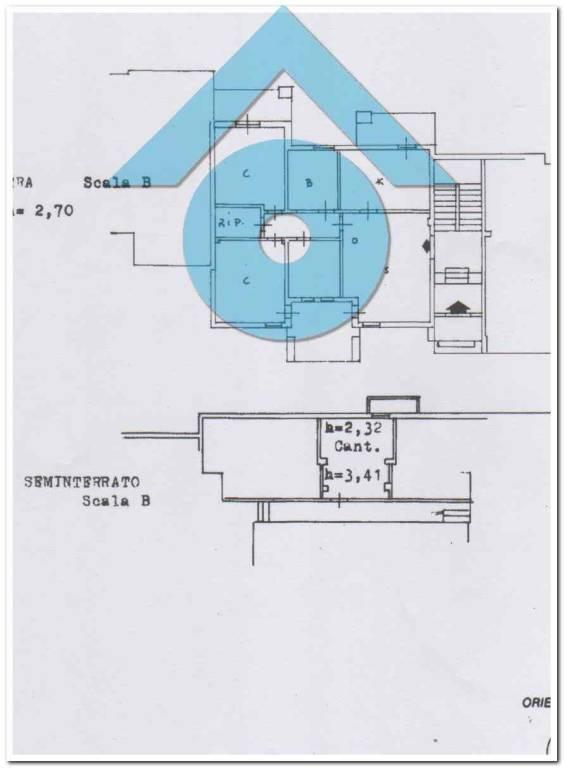foto piantina Appartamento corso Giacomo Matteotti 15, Sant'Egidio alla Vibrata