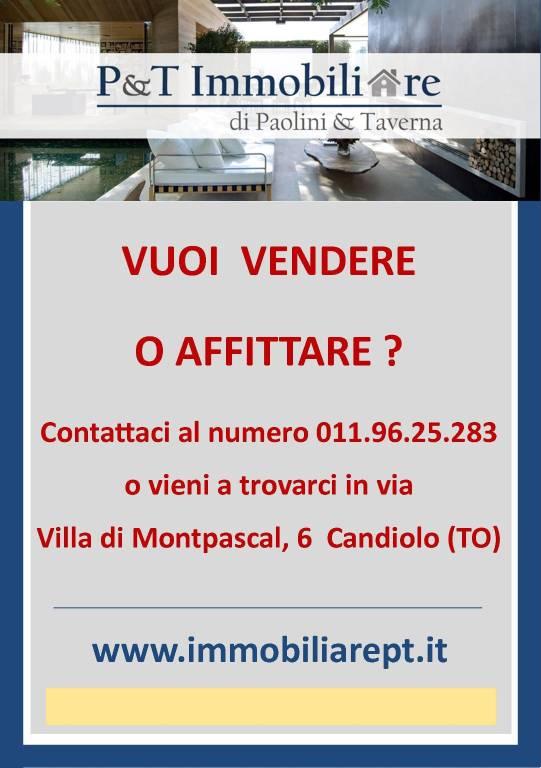foto vol Single family villa via Duca Amedeo, Rorà