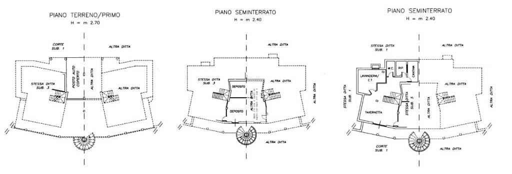 foto Plan Villa unifamiliare via del Ronco, Montalenghe