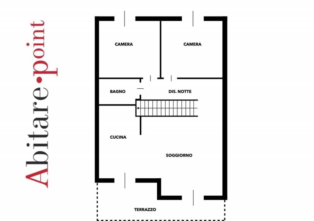 foto 2° PIANO 4-room flat via Jannozzi, 22, San Donato Milanese