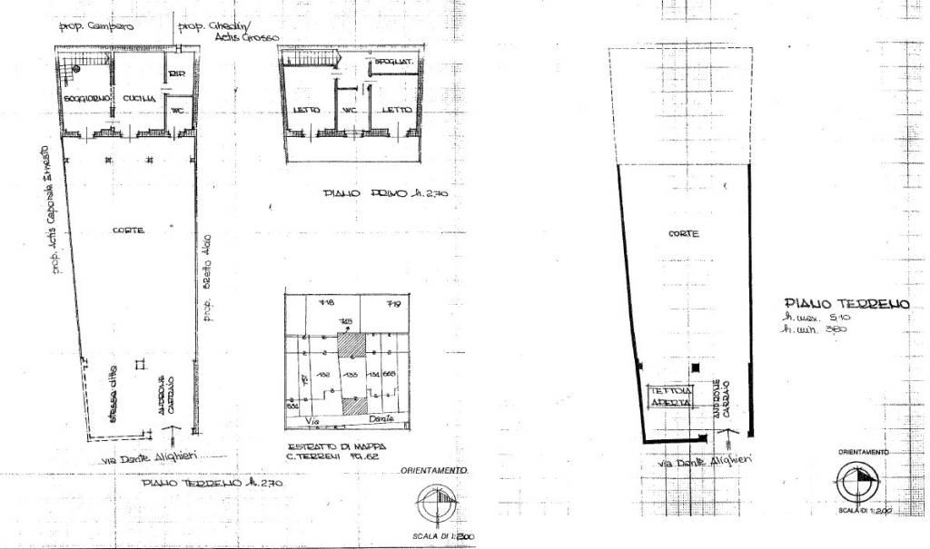 foto Plan Casa indipendente via Dante Alighieri, Caluso