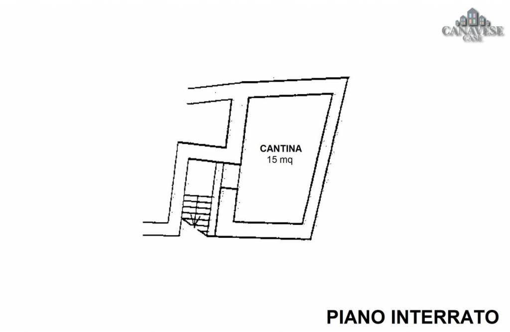 foto piantina Detached house via Sclopis 15, Salerano Canavese