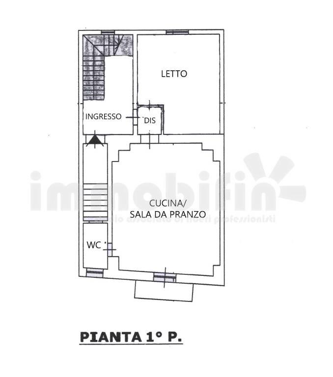 foto planimetria Appartamento ottimo stato, primo piano, Oria