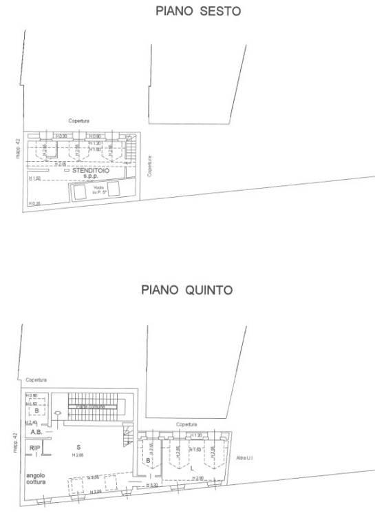 foto  Penthouse XXV Aprile, 7, Milano