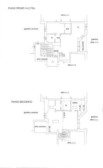 foto  Penthouse via Giuseppe Ungaretti, Cusago