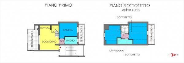 foto  3-room flat via Giacomo Leopardi 25, Sulbiate