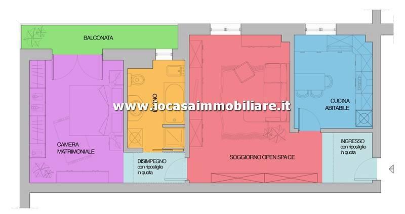 foto iocasa-803 2-room flat via Piave, San Donato Milanese