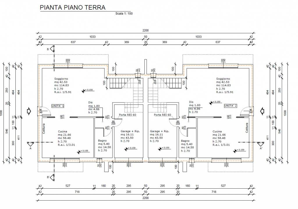 foto Piano Terra Two-family villa via Conselvana, Maserà di Padova