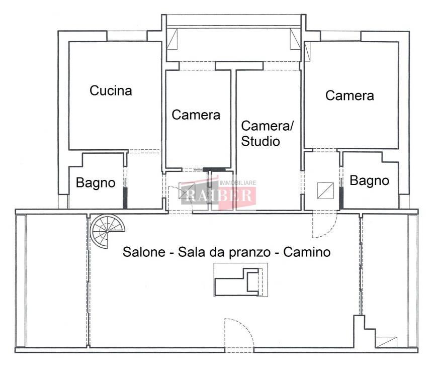 foto 4° piano Apartment via Guglielmo Marconi, Basiglio