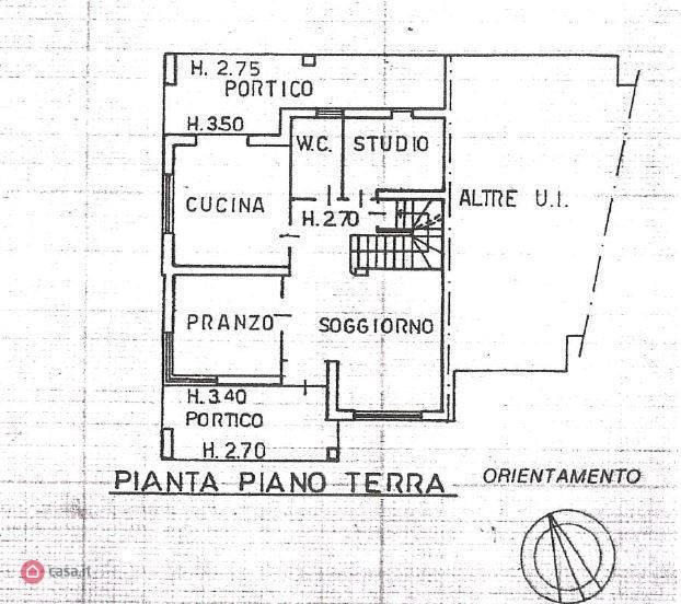 foto  Two-family villa piazza dello Statuto, Schio