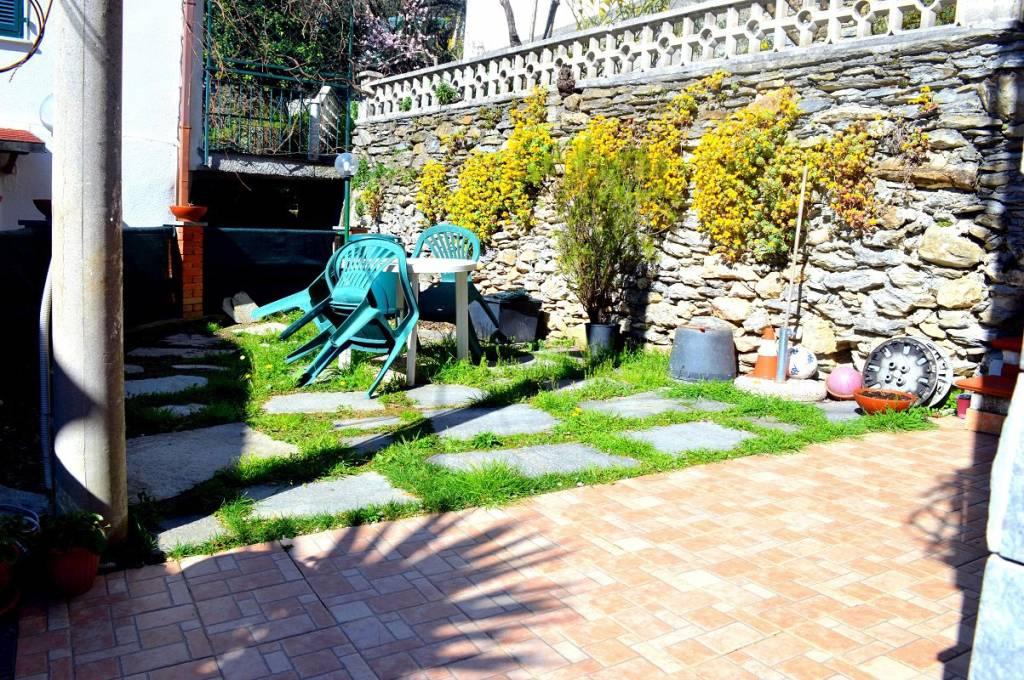 foto  Terraced house Passo Soprano, Avegno