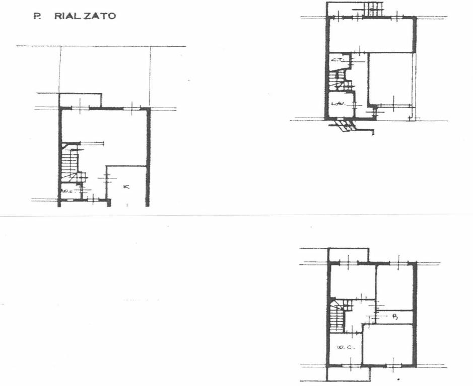 foto piantina Terraced house via Giuseppe Verdi 33, Settala