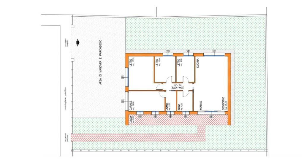 foto 7 Detached house Ospedaletto Euganeo via Tresto, Ponso