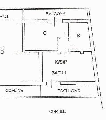 foto  2-room flat via Redipuglia, Baranzate