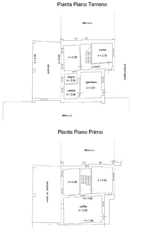 foto abitazione Casale via Vaschi, Pianfei