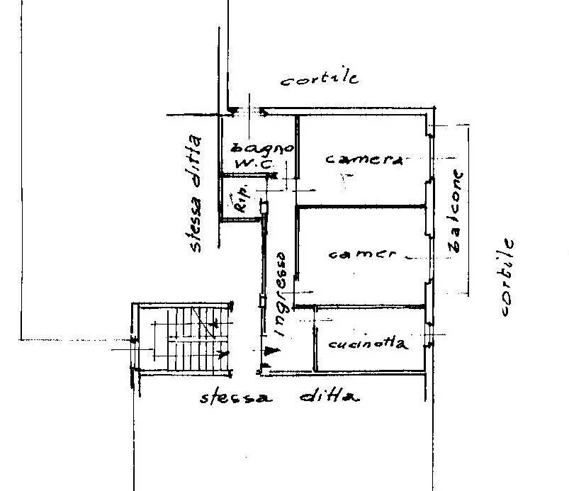 foto  3-room flat via LEINII, Brandizzo