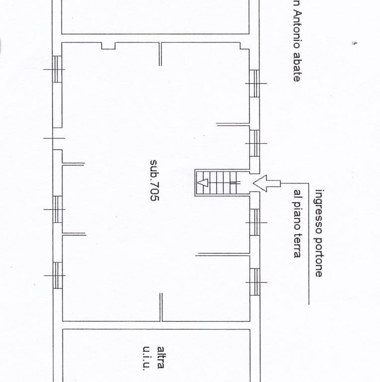 foto attico-cusago Penthouse via Sant'Antonio Abate, Cusago