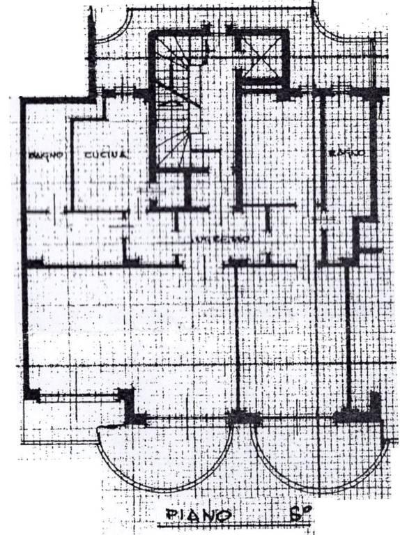foto alloggio 4-room flat via Virgilio 13, Bordighera