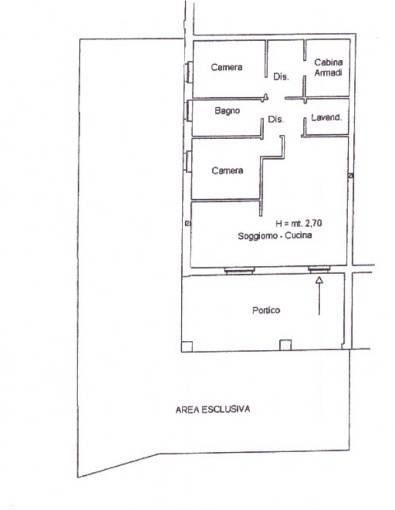 foto  Appartamento via roma, Rottofreno