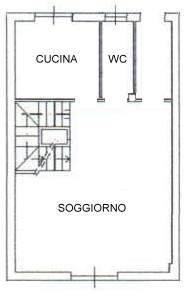 foto PIANO TERRA Terraced house 4 rooms, good condition, Truccazzano