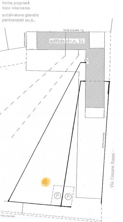 foto  Terraced house via Cesare Rossi 51, Trieste