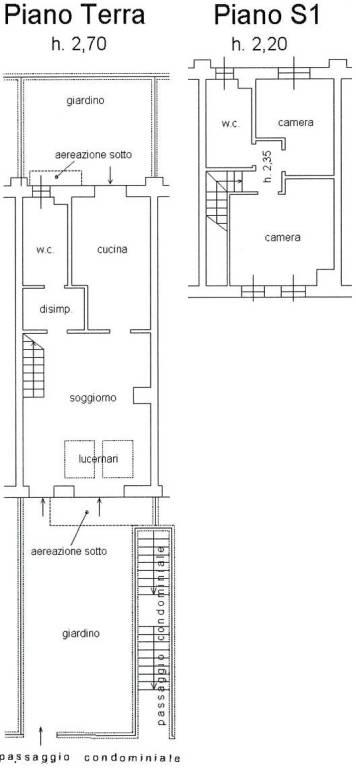 foto planimetria Terraced house via Padana Superiore 26, Vimodrone
