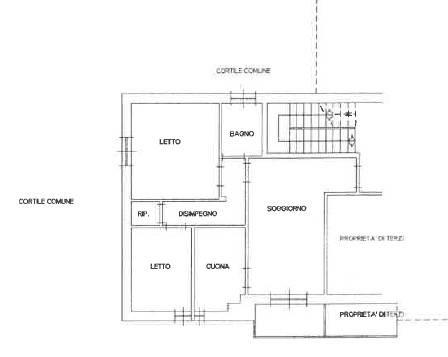 foto appartamento 3-room flat via Ezio Vanoni 2, Trezzo sull'Adda