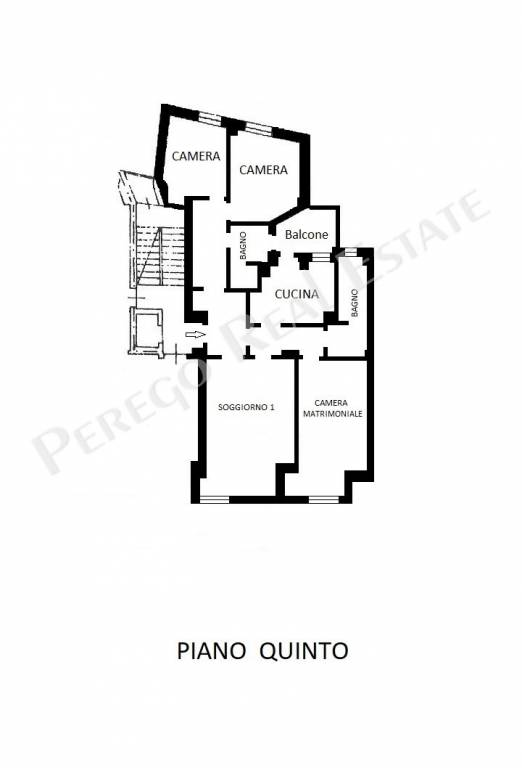 foto Appartamento P5° 4-room flat via Allea Comunale 3, Turbigo