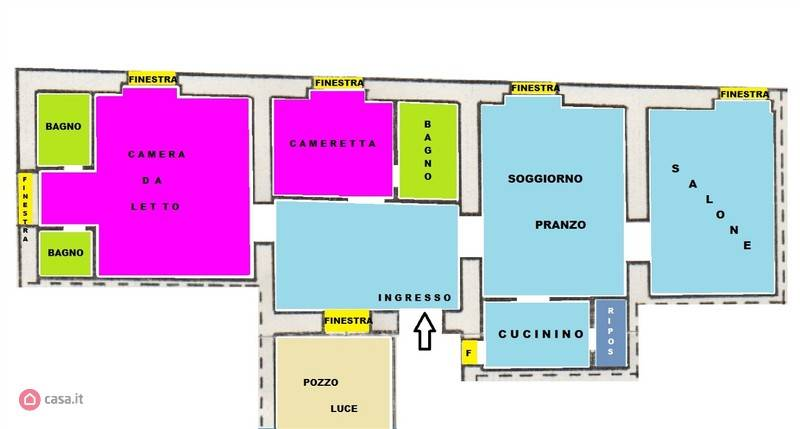 foto  Διαμέρισμα piazza Mazzini, Trani