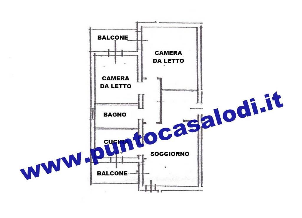foto APPARTAMENTO T3 piazza Mercato, Borghetto Lodigiano