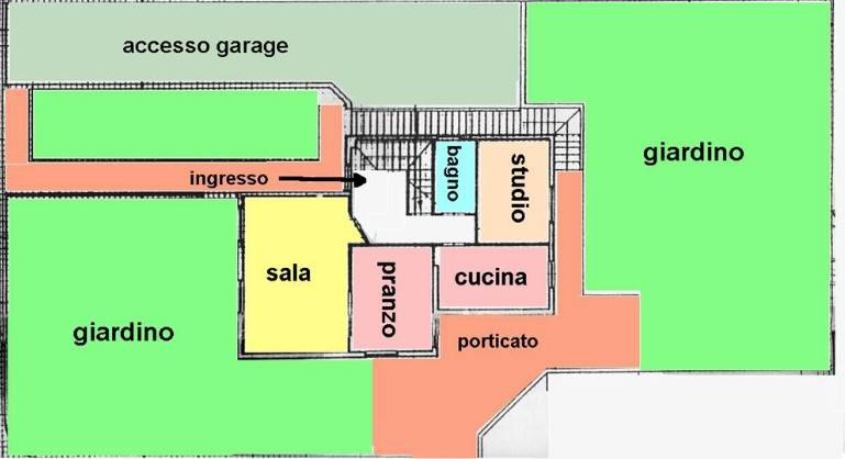 foto  Μονοκατοικία βίλα, άριστη κατάσταση, 250 τμ, Rosignano Marittimo