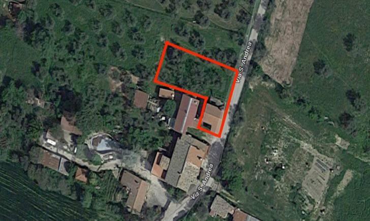 foto Foto Aerea Villa unifamiliare via sant'andrea, Montebuono