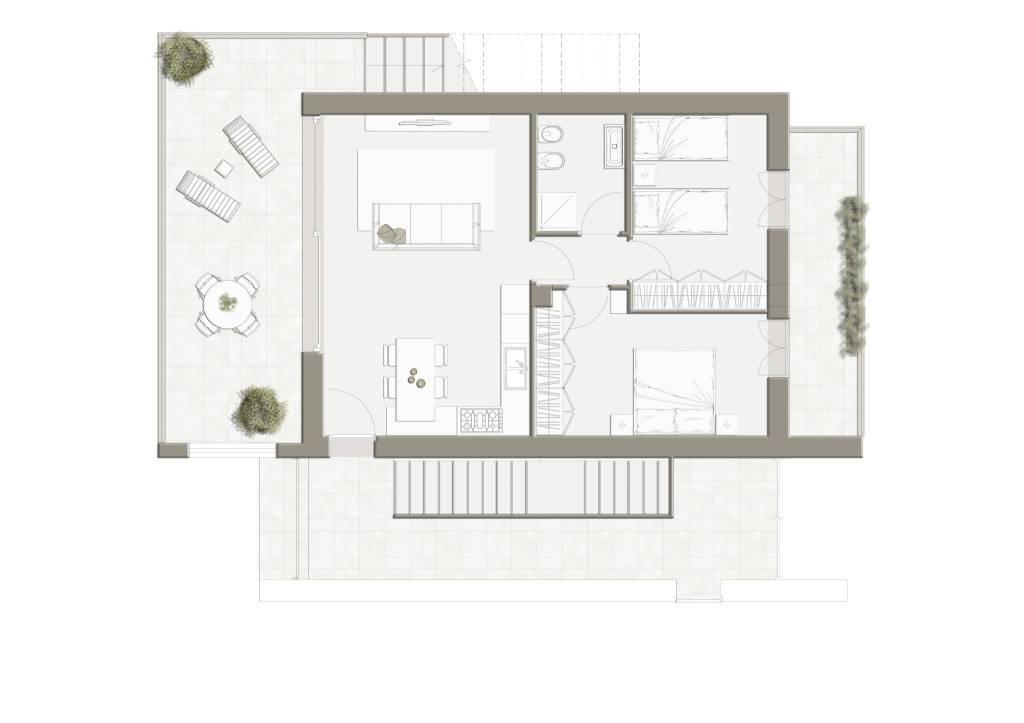 foto  3-room flat via delle Coste, Lazise