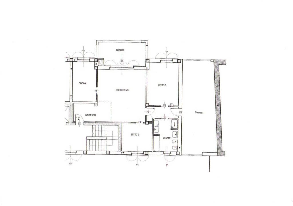 foto  3-room flat via Fratelli Corridori 16, Paderno Dugnano