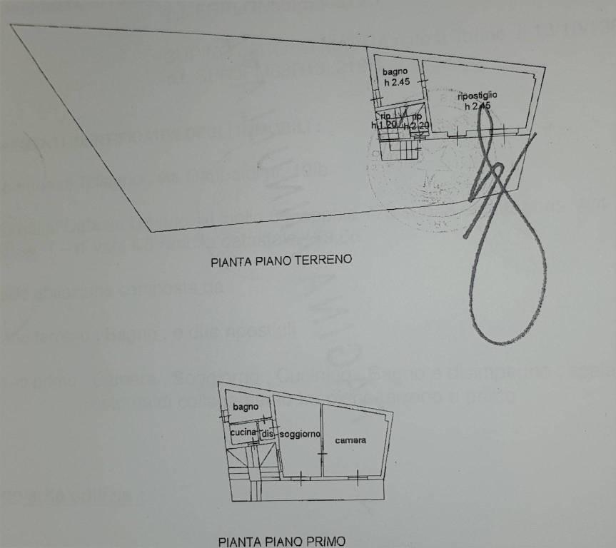 foto plan casa Villa unifamiliare via Giuseppe Garibaldi 19, Tollegno