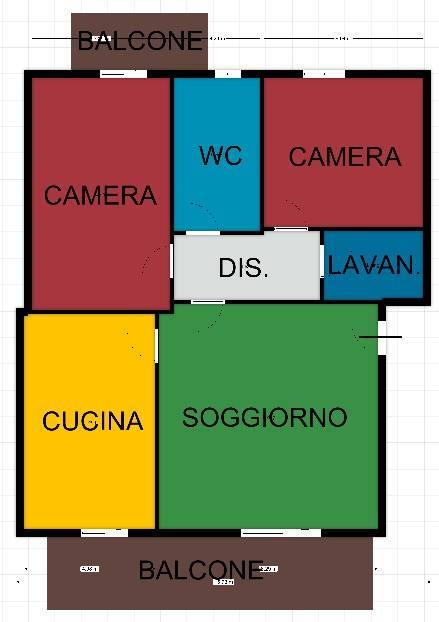 foto PIANTINA 3-room flat via cadorna, Cisliano