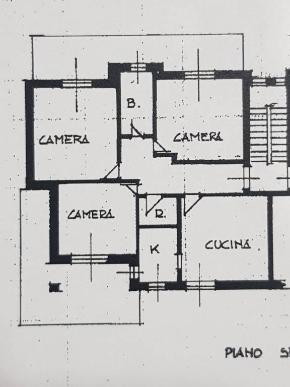 foto Appartamento 4-room flat via dei Gelsi 6, Santa Vittoria d'Alba